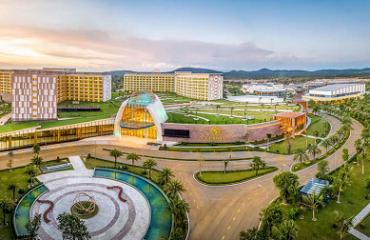 Tiềm năng của bất động sản nghỉ dưỡng liền kề casino