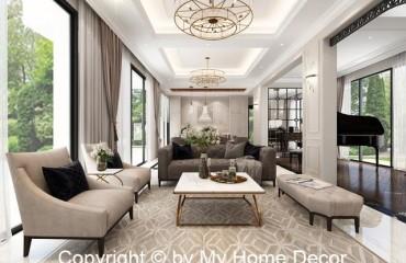 Bật mí thiết kế nội thất nhà mẫu Aqua City Novaland Đồng Nai có gì đẳng cấp.