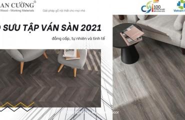 Sàn gỗ công nghiệp An Cường mẫu mới 2021