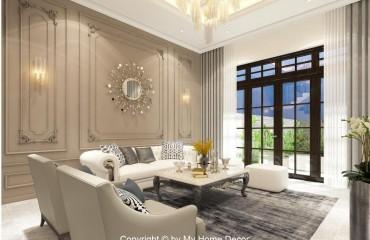 Mẫu thiết kế nội thất dự án La Vida Residences Hưng Thịnh có gì hấp dẫn