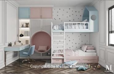 Phong cách nội thất sang trọng tại Novaworld Hồ Tràm