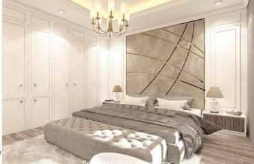 Thiết kế nội thất dự án Senturia Bình Chánh tân cổ điển sang trọng