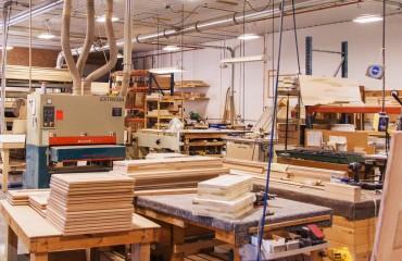Sản xuất đồ nội thất