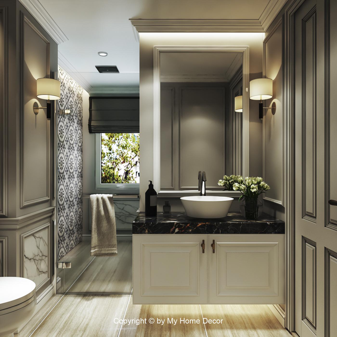 Thiết kế nhà vệ sinh Waterpoint.
