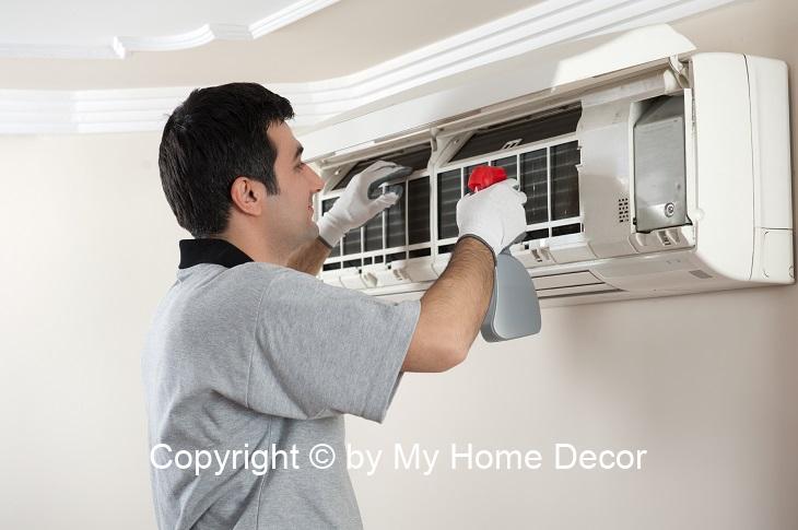 Máy lạnh phải được bảo dưỡng định kỳ và đúng cách.